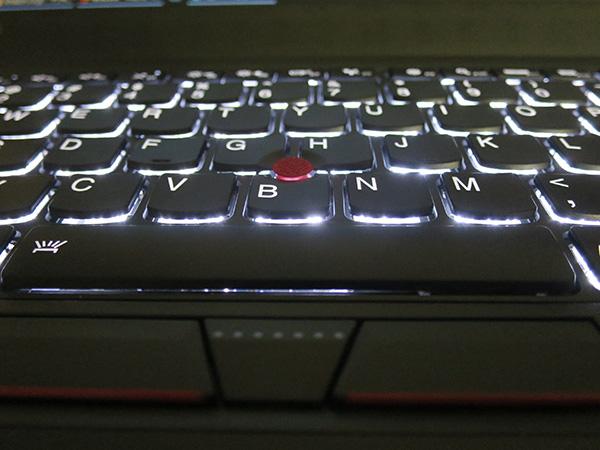 X260 バックライトキーボードは後からカスタマイズできない