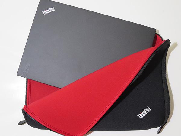 ThinkPad X260に13インチワイドスリーブケース